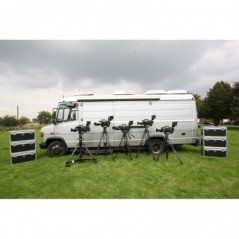 Used Mercedes OB VAN (used) – OB-VAN HD