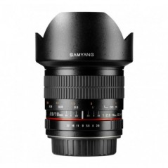 Samyang - SY10CM - 10MM F-2-8 ED AS NCS CS CANON M APS-C (PHOTO) from SAMYANG with reference SY10CM at the low price of 387.2. P