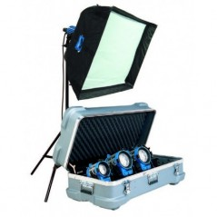 Arri - L0.76597.S - SOFTBANK I PLUS LIGHTING KIT from ARRI with reference L0.76597.S at the low price of 2866.2. Product feature