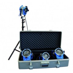 Arri - L0.76598.F - 300-650 FRESNEL COMBO LIGHTING KIT from ARRI with reference L0.76598.F at the low price of 2561.9. Product f