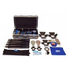 Arri - L0.76599.S - SOFTBANK IV PLUS LIGHTING KIT from ARRI with reference L0.76599.S at the low price of 3196. Product features