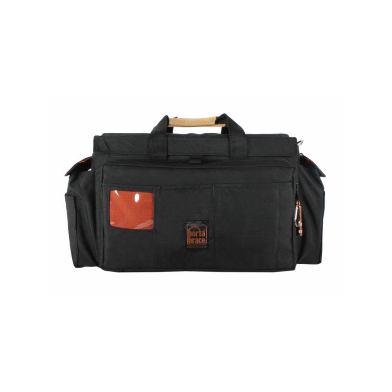 Portabrace – PC-333B+ – PRODUCTION CASE – PLUS EDITION – RIGID FRAME – BLACK