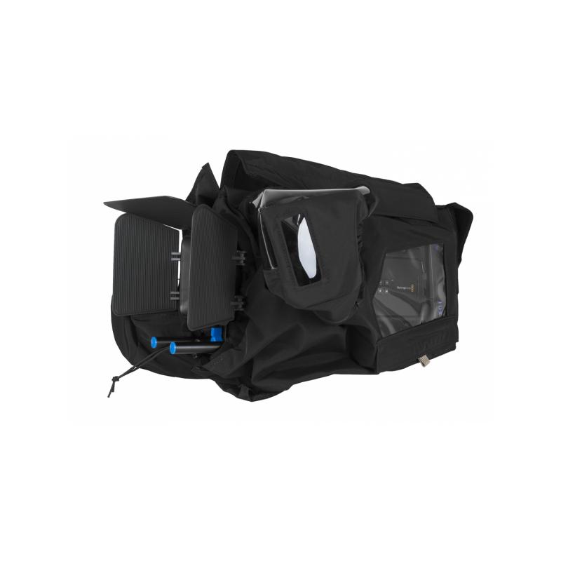 Portabrace – RS-URSAMINI – RAIN SLICKER – BLACKMAGIC URSA MINI – BLACK