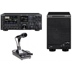 TS-990S - SP-990M - MC60 - KENWOOD-KIT - AMATEUR HF TRANSCEIVERS from KENWOOD with reference TS-990S - SP-990M - MC60 at the low