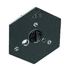 Manfrotto – 130-38 – ASSY PLATE FOR 029 AND 136, 3/8″
