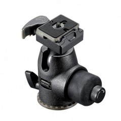 Manfrotto – 468MGRC2 – HYDROSTATIC BALL HEAD WITH RC2 RAPID CONNECT SYSTEM