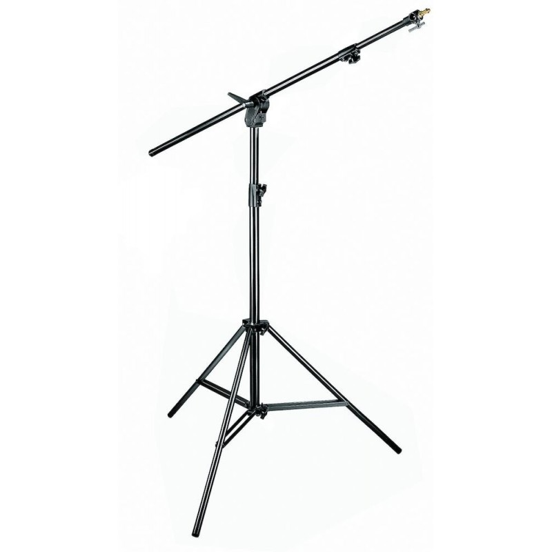 Manfrotto – 420NSB – COMBI BOOM STAND BLACK WITHOUT BAG