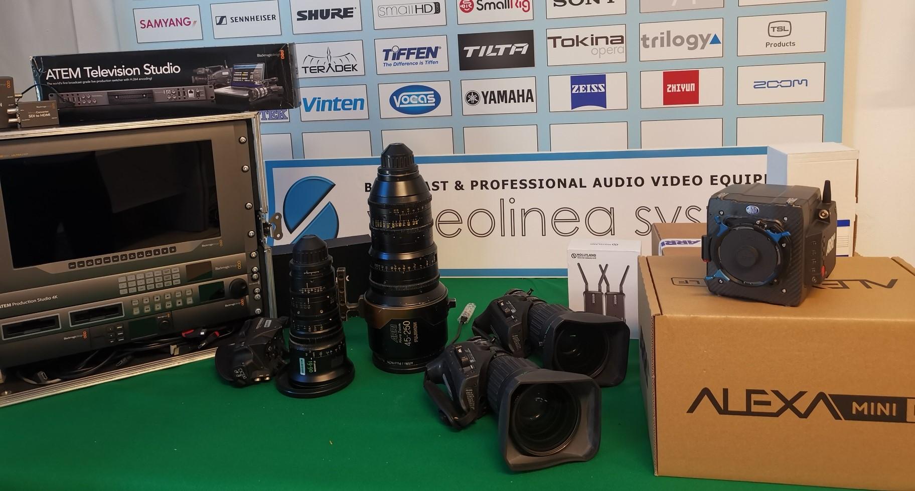 professional used cameras
